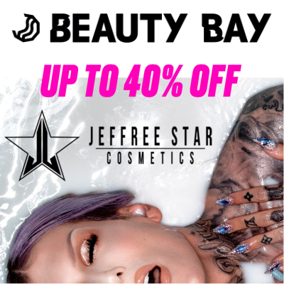 Up to 40% off Jeffree Star - Saves on your Faves