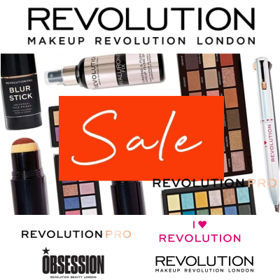 Revolution Beauty Sale
