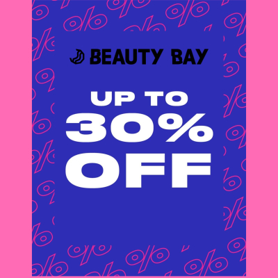 Beauty Bay Sale - up to 30% off