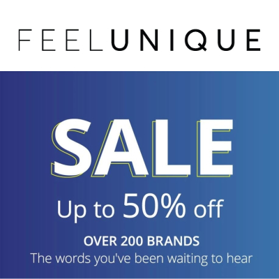 Feelunique Sale - up to 50% off