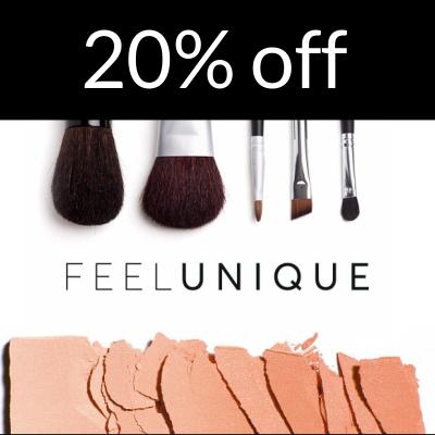 20% off at Feelunique