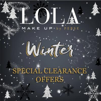 Lola Makeup Winter Sale