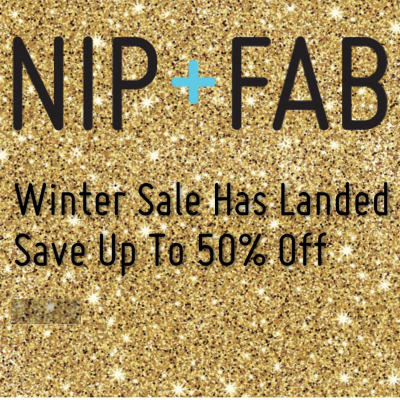 NIP+FAB Winter Sale - up to 50% off
