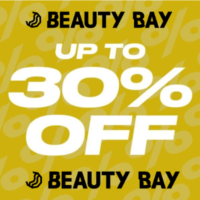 30% off Best Sellers at Beauty Bay