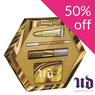 50% off Urban Decay Honey Pot Makeup Gift Set