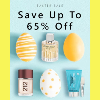 All Beauty Easter Sale - up to 65% off Beauty, Makeup and Fragrance