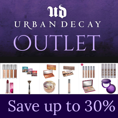 Urban Decay Outlet - save up to 30% on selected