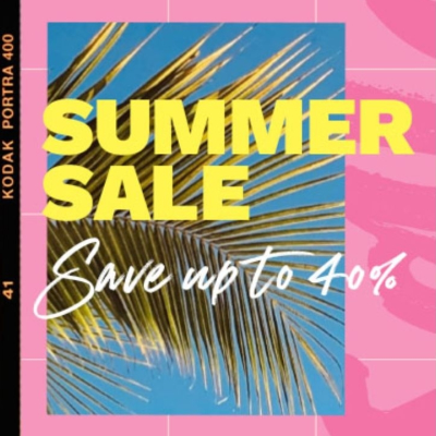 Lookfantastic Summer Sale - Save up to 40%