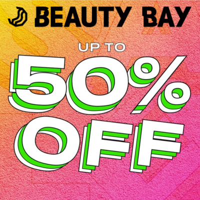 Beauty Bay Summer Sale - up to 50% off