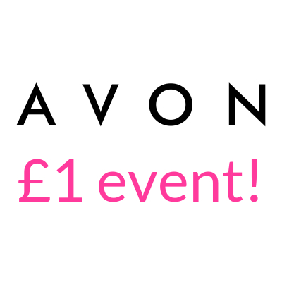 Avon £1 Toiletries Event
