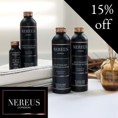 15% off at Nereus London