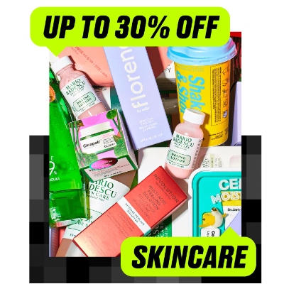 30% off Skincare at Beauty Bay