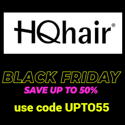 Up to 55% off at HQ Hair