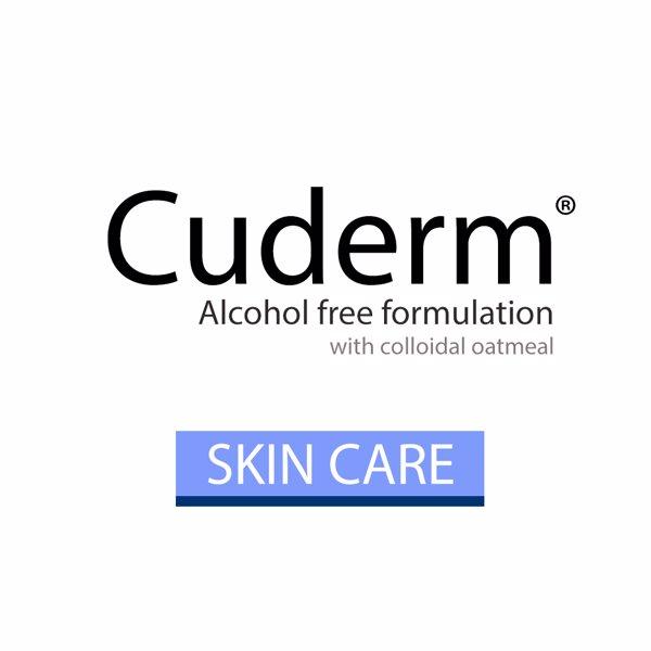 www.cuderm.co.uk Logo