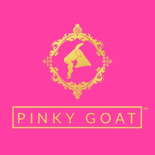 www.pinkygoat.com Logo