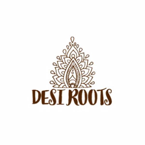www.desirootsbeauty.com Logo
