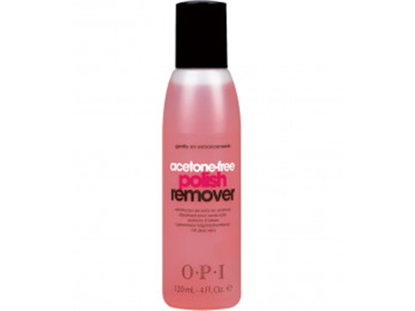 O.P.I Acetone Free Nail Polish Remover