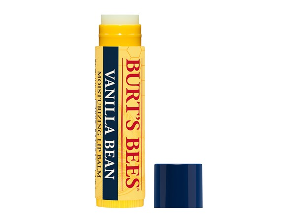 Burt's Bees 100% Natural Lip Balm Vanilla Bean