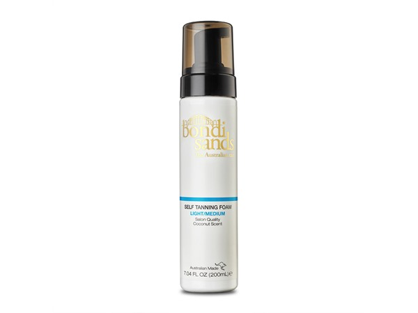 Bondi Sands Self Tan Foam Light/Medium