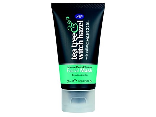 Tea Tree & Witch Hazel Charcoal Face Mask