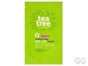 Superdrug Tea Tree Purifying Peel Off Mask