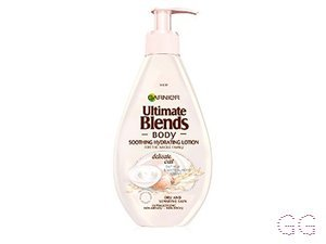 Garnier Body Ultimate Blends Soothing Hydrating Lotion