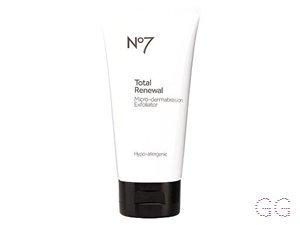 NO7 Total Renewal Micro-dermabrasion Face Exfoliator