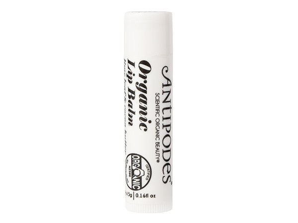 Antipodes Lime Leaf and Cocoa Butter Lip Balm