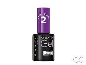 Super Gel Nail Polish Top Coat