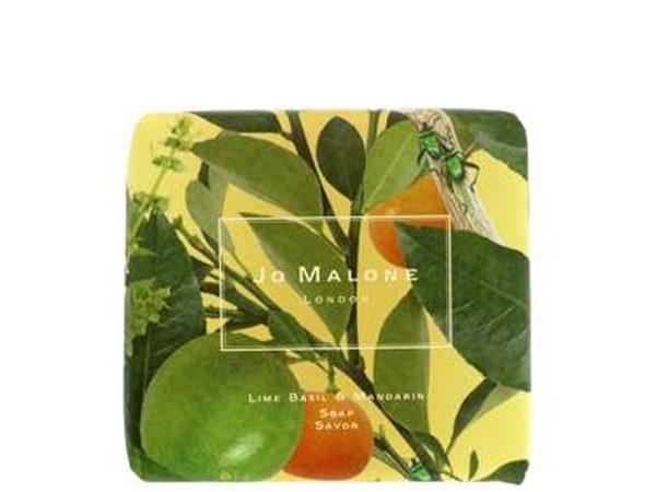Lime Basil & Mandarin Bath Soap