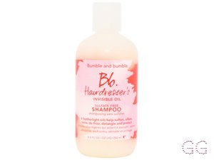 Hairdresser's Invisible Oil Sulfate Free Shampoo
