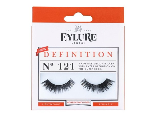 Definition 121 Lashes