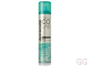 COLAB Dry Shampoo Sheer & Invisible RIO