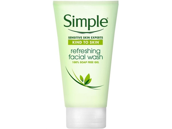Refreshing Facial Wash
