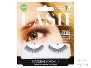 LASH Eyelashes Natural Edition #11