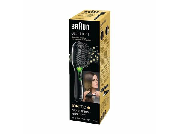 Braun Satin Hair Hair Brush - BR 710