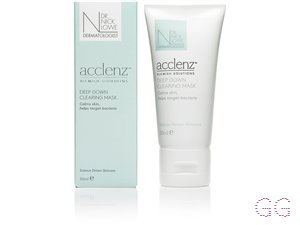 Dr. Nick Lowe Acclenz Deep Down Clearing Mask