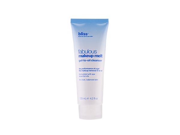 Bliss Fabulous Make-Up Melt Gel-to-Oil Cleanser
