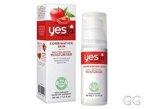 Yes To Tomatoes Daily Balancing Moisturiser