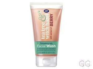Boots Tea Tree & Witch Hazel Refreshing Jelly Facial Wash
