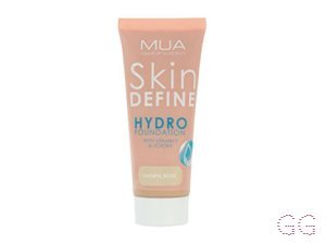 MUA Skin Solutions Hydro Foundation