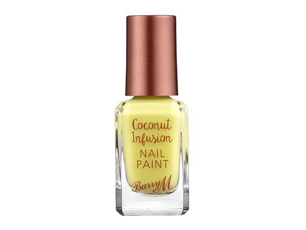 Coconut Infusion Nail Paint