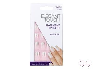 Statement French Nails