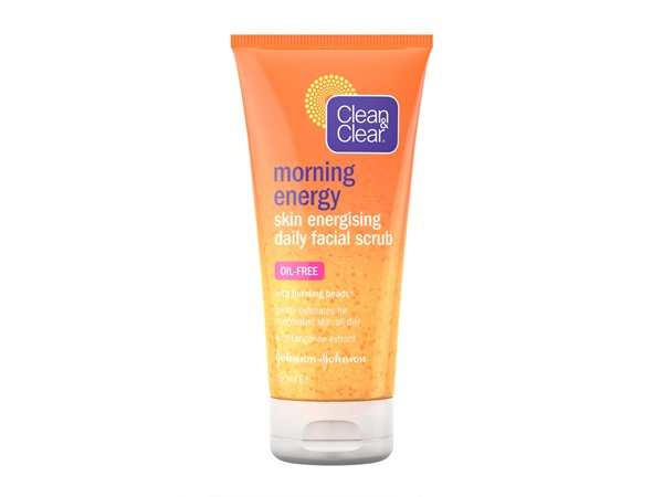 Morning Energy Daily Face Scrub
