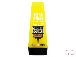 Original Source Lemon & Tea Tree Shower