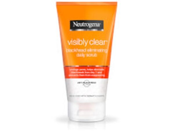 Visibly Clear Blackhead Daily Scrub