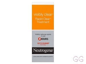 Visibly Clear Rapid Treatment