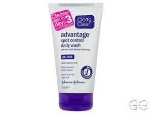 Clean & Clear Advantage Fast Action Daily Wash