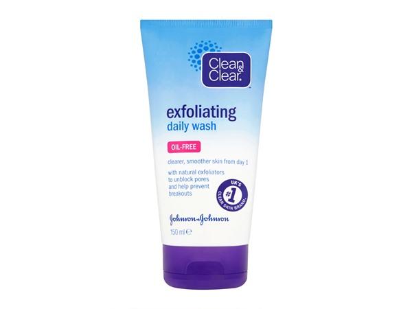 Exfoliating Daily Wash