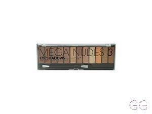 Technic Mega Nudes Eyeshadows